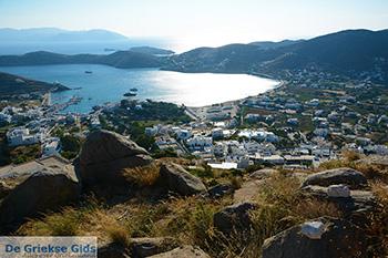 Chora Ios - Eiland Ios - Cycladen Griekenland foto 112 - Foto van De Griekse Gids