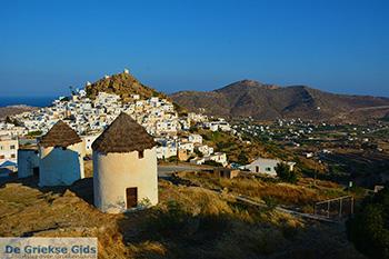 Chora Ios - Eiland Ios - Cycladen Griekenland foto 145 - Foto van De Griekse Gids