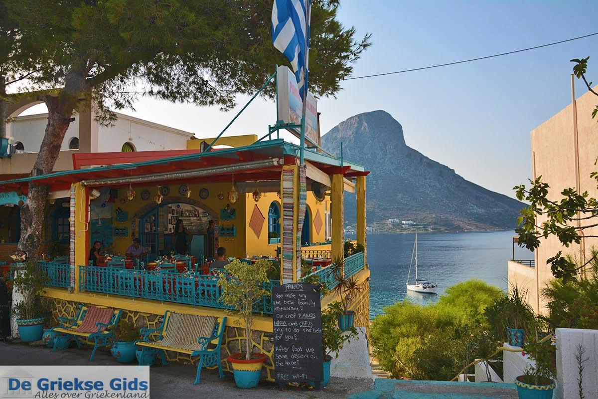 Kalymnos Dodecanese Greek Islands Greece Guide