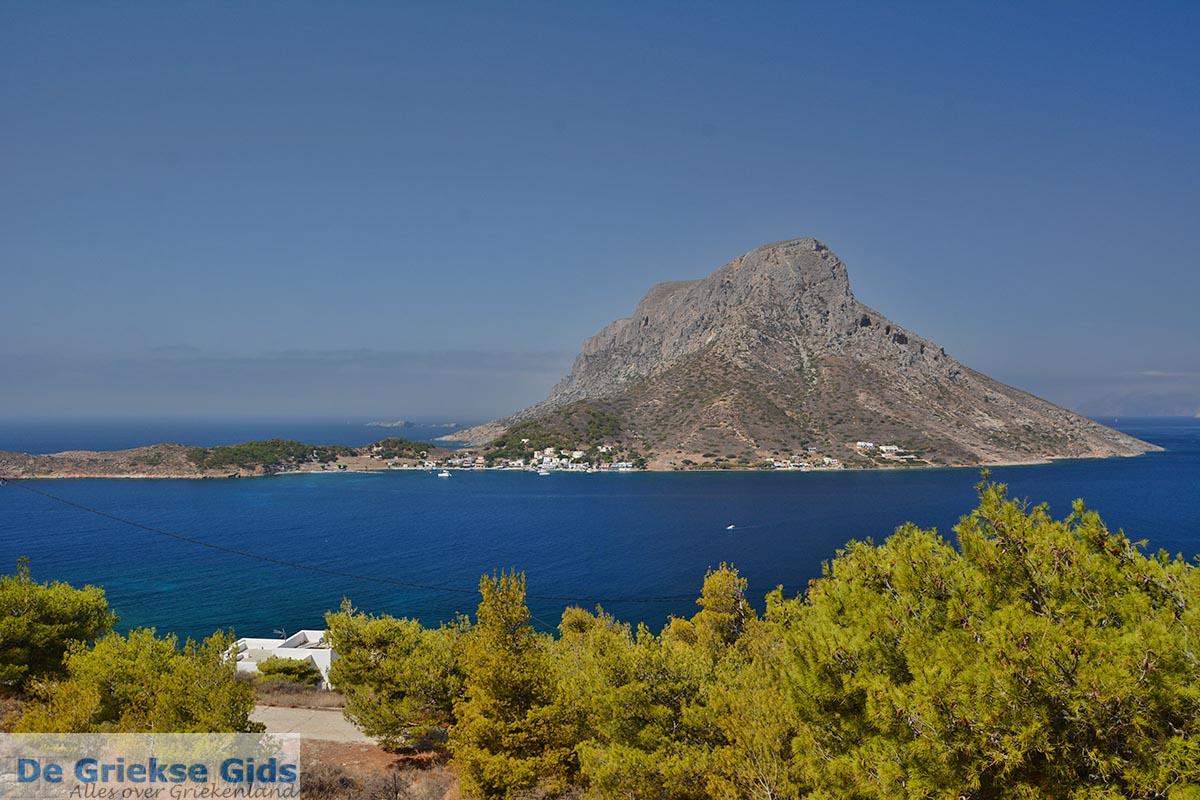 foto Myrties, aan de overkant Telendos - Eiland Kalymnos -  Foto 36
