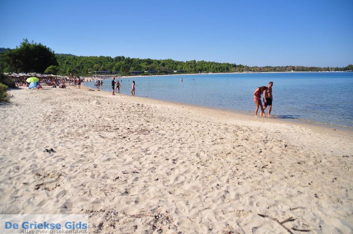 foto Chrousso beach bij Paliouri   Kassandra Chalkidiki   De Griekse Gids foto 5