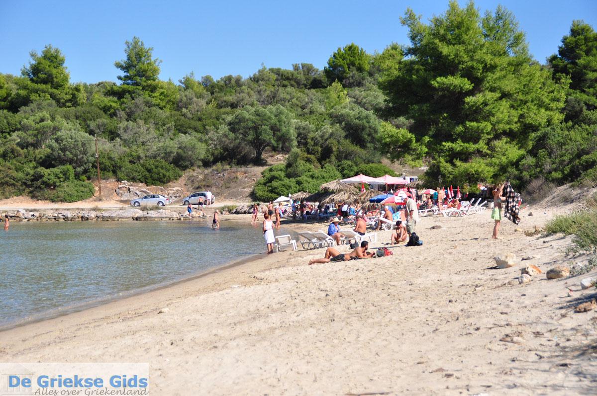 foto Chrousso beach bij Paliouri   Kassandra Chalkidiki   De Griekse Gids foto 6