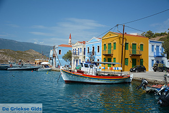 Megisti Kastelorizo - Eiland Kastelorizo Dodecanese - Foto 137 - Foto van De Griekse Gids