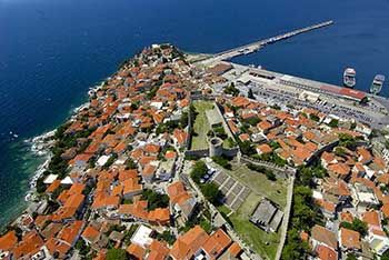 Kastro Kavala stad - Macedonie -  Foto 3 - Foto van visitkavala.gr