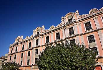 Kavala stad - Macedonie -  Foto 8 - Foto van visitkavala.gr