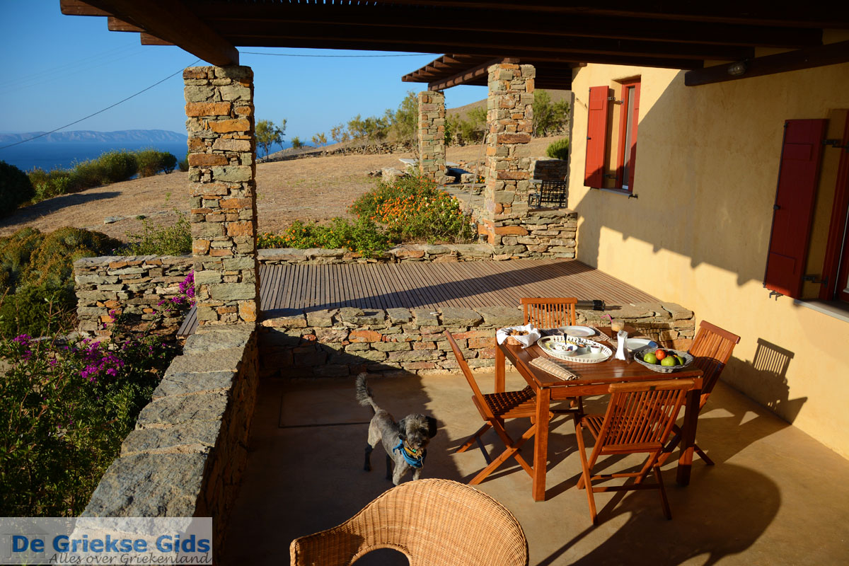 foto Villas Als Marmarei nabij Sykamia | Kea (Tzia) | Foto 7