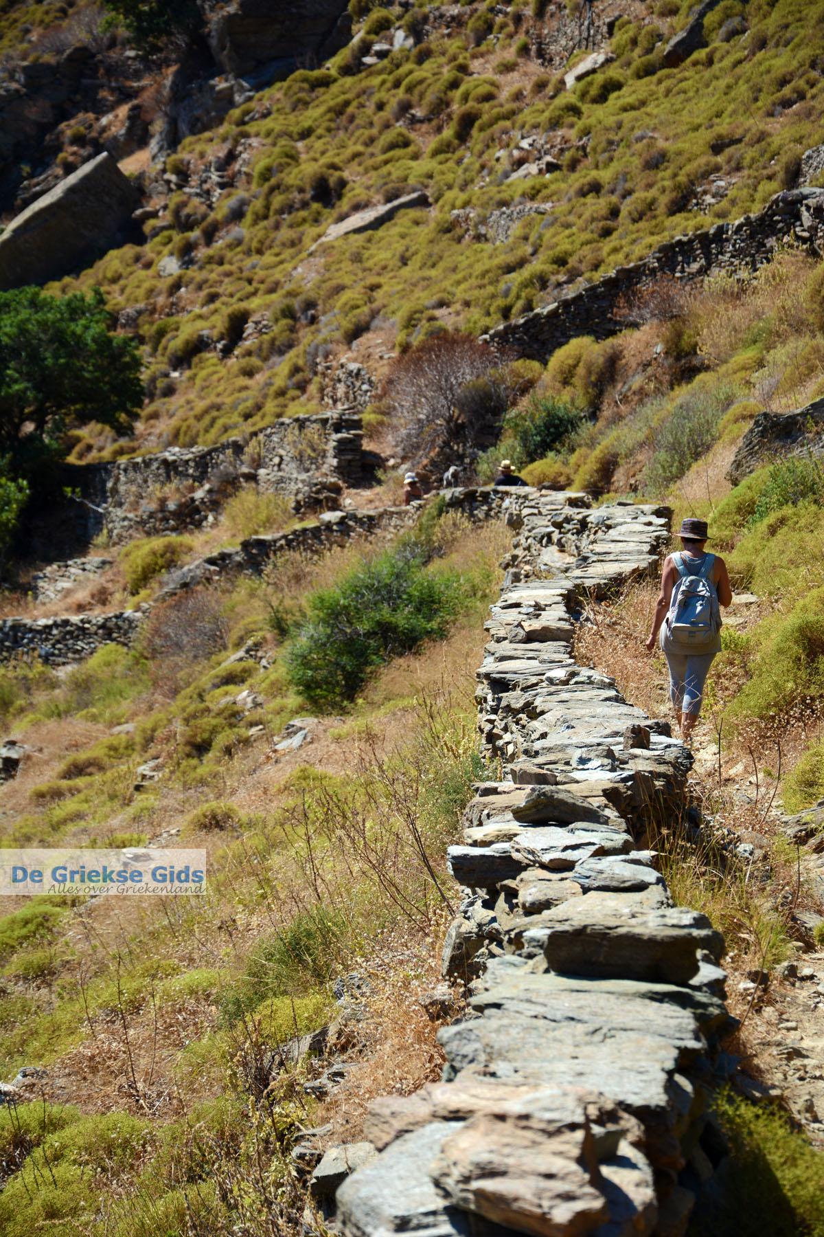 foto Bergpad-wandelpad naar Karthaia | Kato Meria | Kea (Tzia) 9