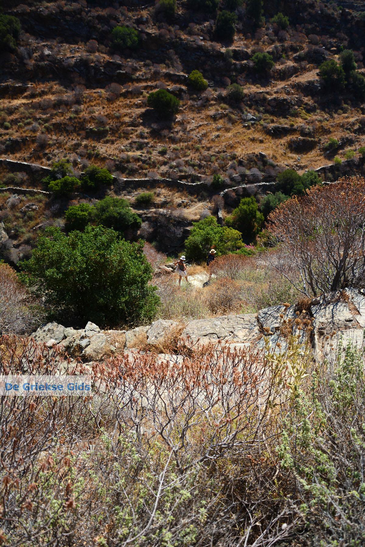 foto Bergpad-wandelpad naar Karthaia | Kato Meria | Kea (Tzia) 16