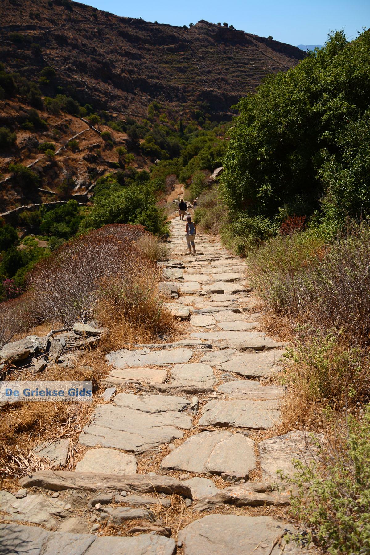 foto Bergpad-wandelpad naar Karthaia | Kato Meria | Kea (Tzia) 19