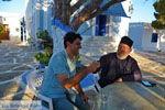 Papa Lefteris van Panagia Kastriani ten ootsen van Otzias | Kea (Tzia) foto1  - Foto van De Griekse Gids