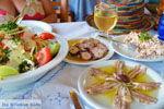 Visspecialiteiten bij Taverna I Anna in Otzias   Kea (Tzia) foto 2 - Foto van De Griekse Gids