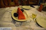Meloen, vijgen en liqeur bij Taverna I Anna in Otzias | Kea (Tzia) foto 1 - Foto van De Griekse Gids