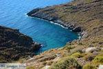 Baai nabij het strand van Sykamia | Kea (Tzia) | Foto 2 - Foto van De Griekse Gids