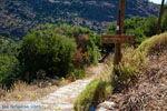 Bergpad-wandelpad naar Karthaia | Kato Meria | Kea (Tzia) 1 - Foto van De Griekse Gids