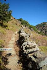Bergpad-wandelpad naar Karthaia | Kato Meria | Kea (Tzia) 7 - Foto van De Griekse Gids