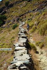 Bergpad-wandelpad naar Karthaia | Kato Meria | Kea (Tzia) 8 - Foto van De Griekse Gids