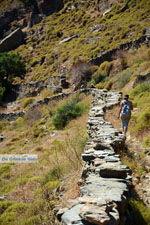 Bergpad-wandelpad naar Karthaia | Kato Meria | Kea (Tzia) 9 - Foto van De Griekse Gids