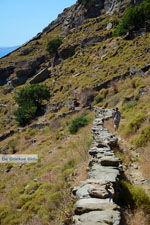Bergpad-wandelpad naar Karthaia | Kato Meria | Kea (Tzia) 10 - Foto van De Griekse Gids