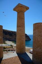 Karthaia in Kato Meria | Kea (Tzia) | De Griekse Gids nr 23 - Foto van De Griekse Gids