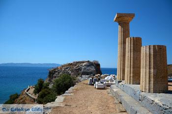 Karthaia in Kato Meria | Kea (Tzia) | De Griekse Gids nr 27 - Foto van De Griekse Gids