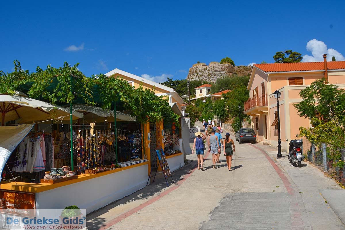 foto Kastro Agios Georgios Kefalonia - De Griekse Gids photo 7