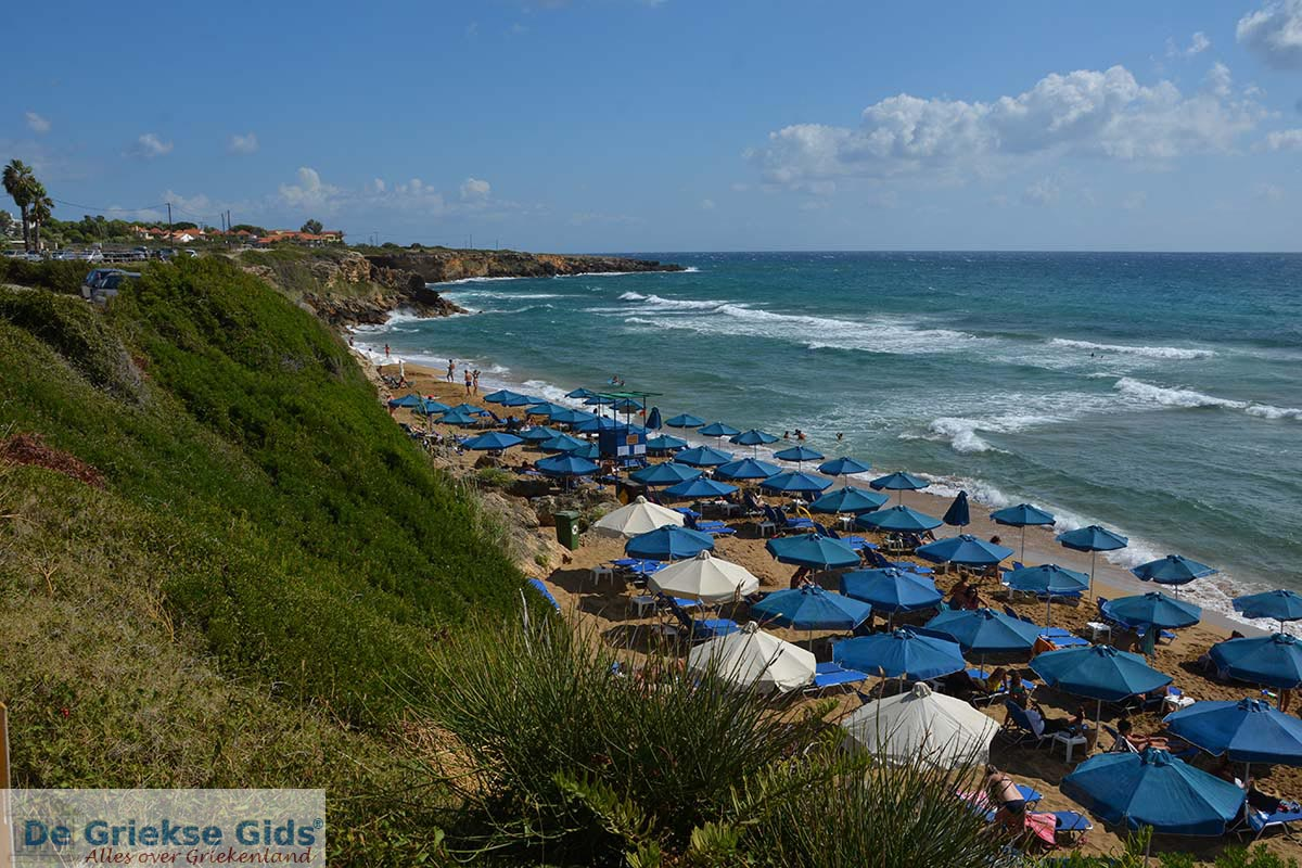 foto Svoronata Ammes Beach Kefalonia - De Griekse Gids photo 1