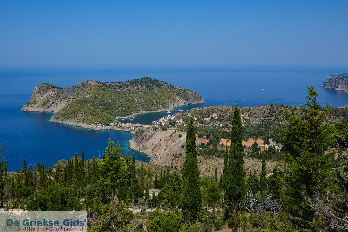 foto Assos Kefalonia - Ionische eilanden -  Foto 3