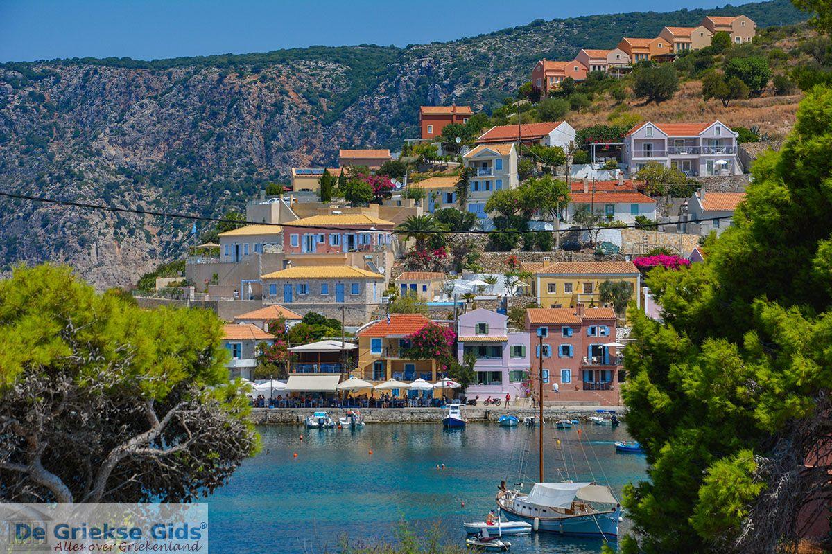 foto Assos Kefalonia - Ionische eilanden -  Foto 7