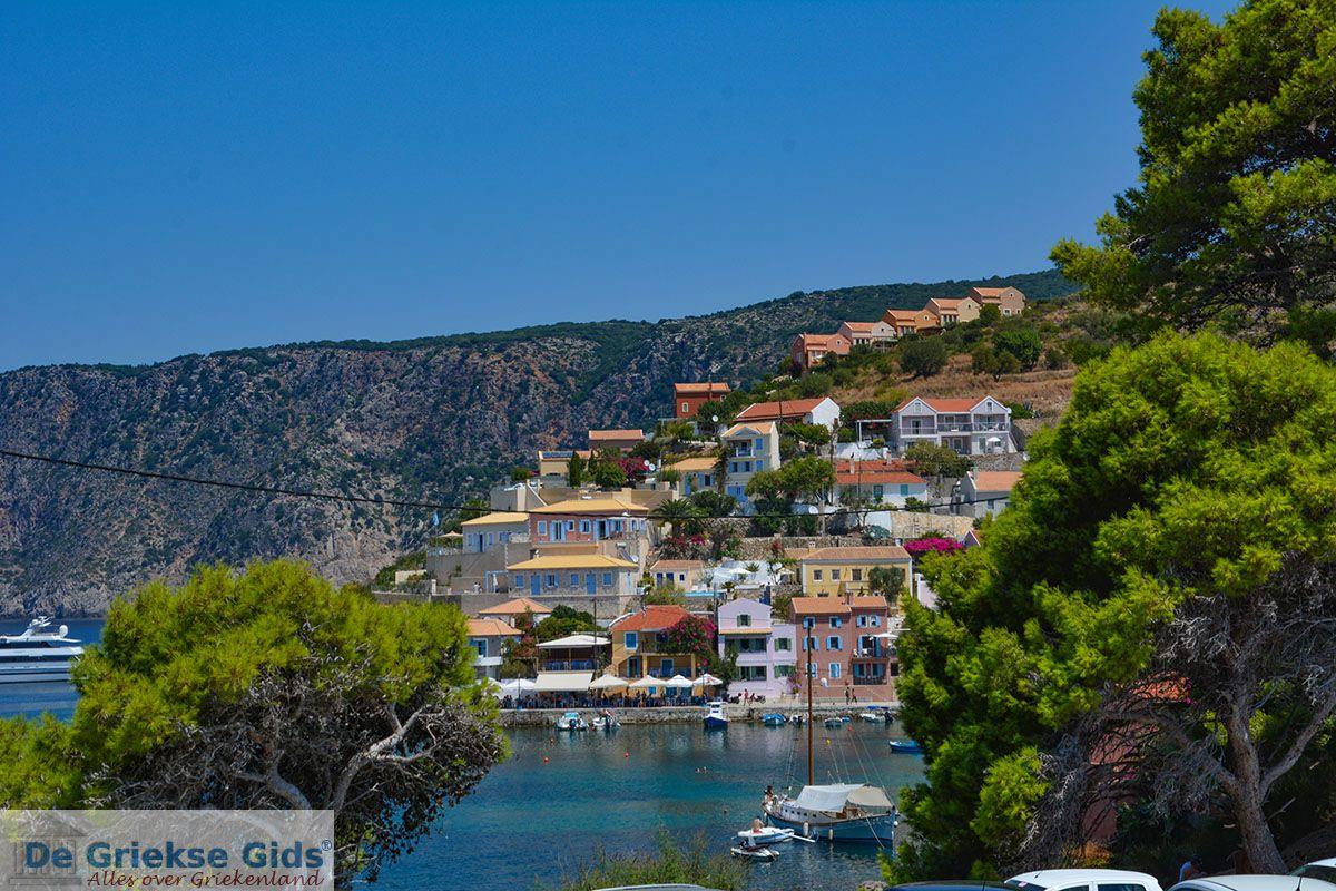 foto Assos Kefalonia - Ionische eilanden -  Foto 8