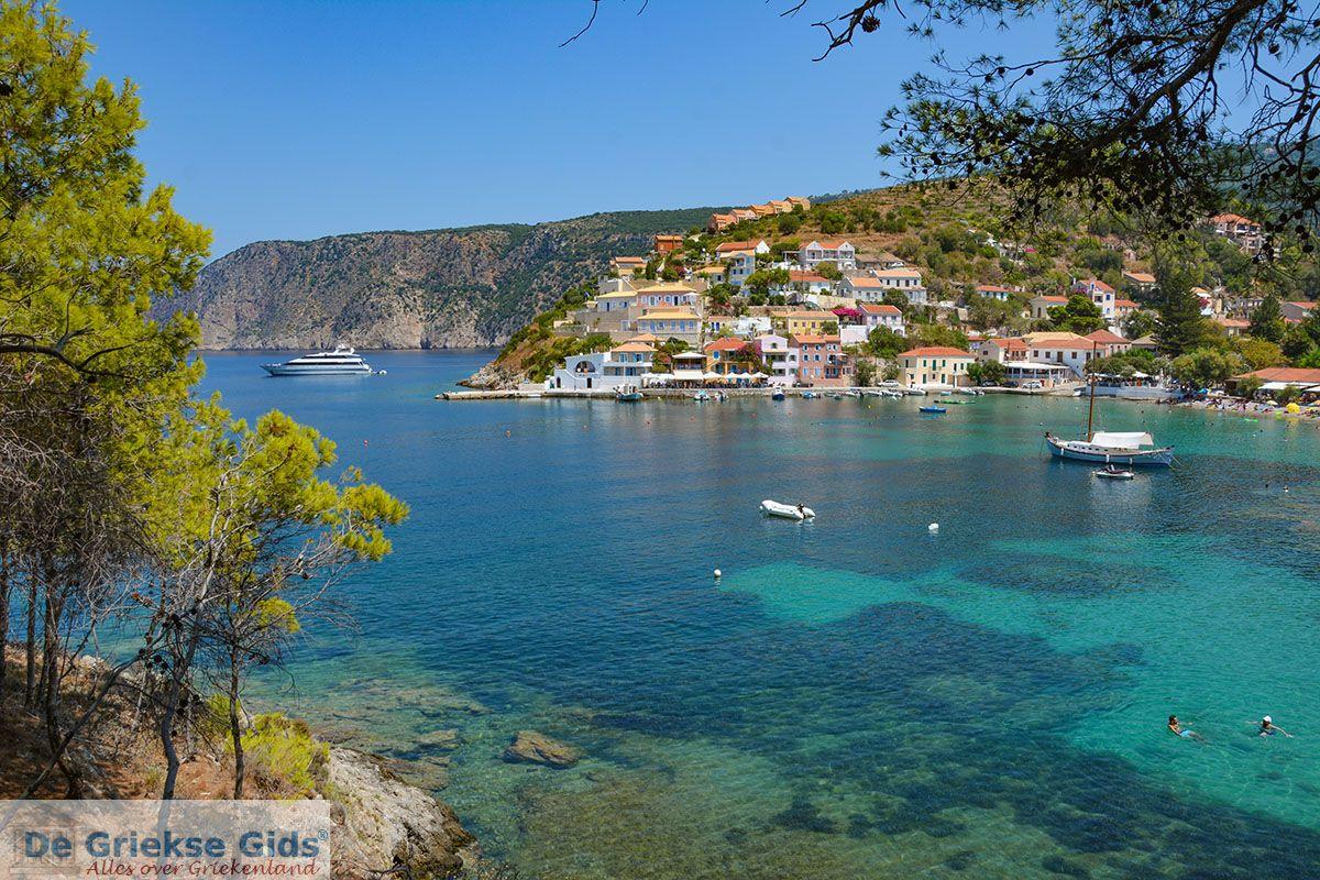 foto Assos Kefalonia - Ionische eilanden -  Foto 11
