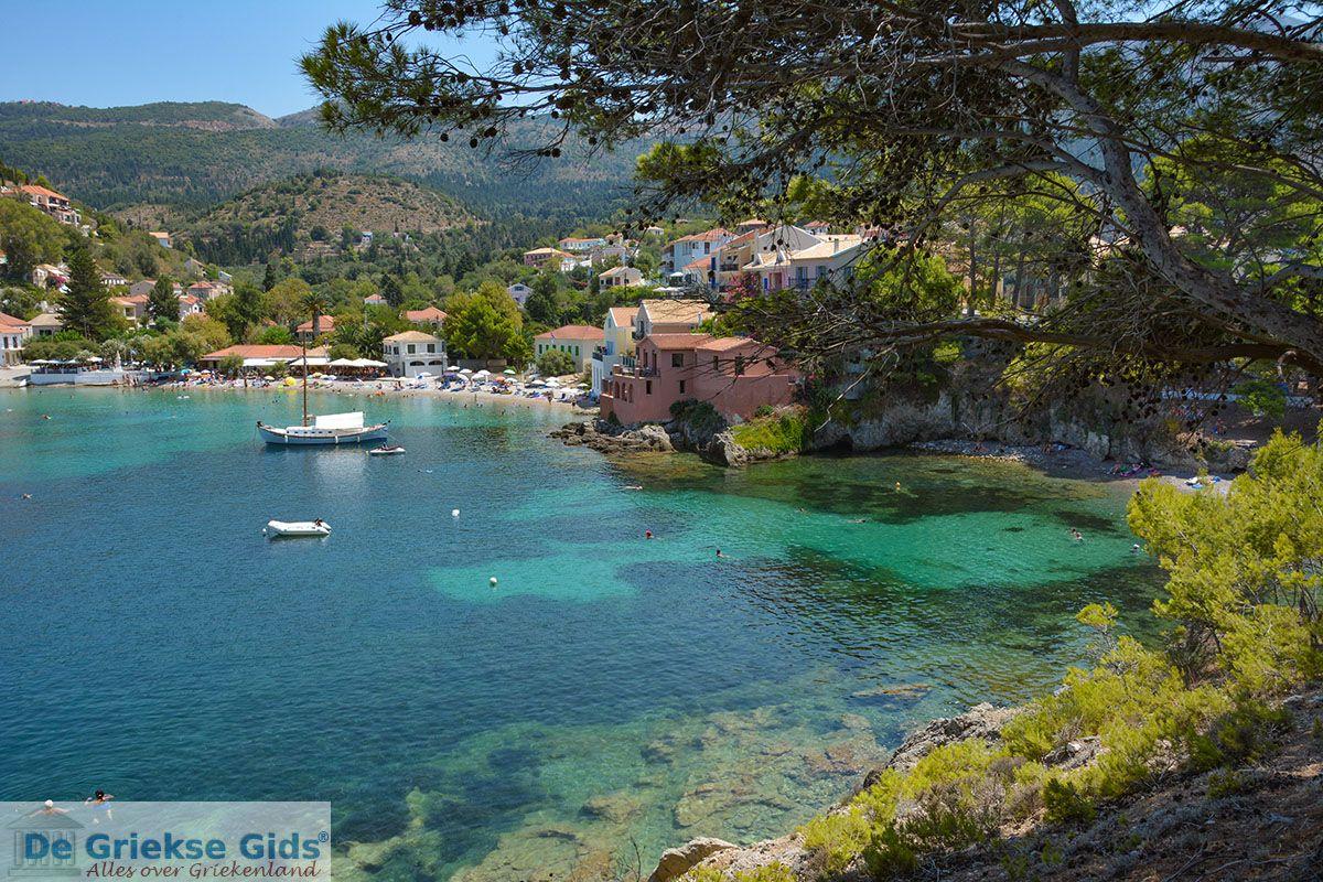 foto Assos Kefalonia - Ionische eilanden -  Foto 13