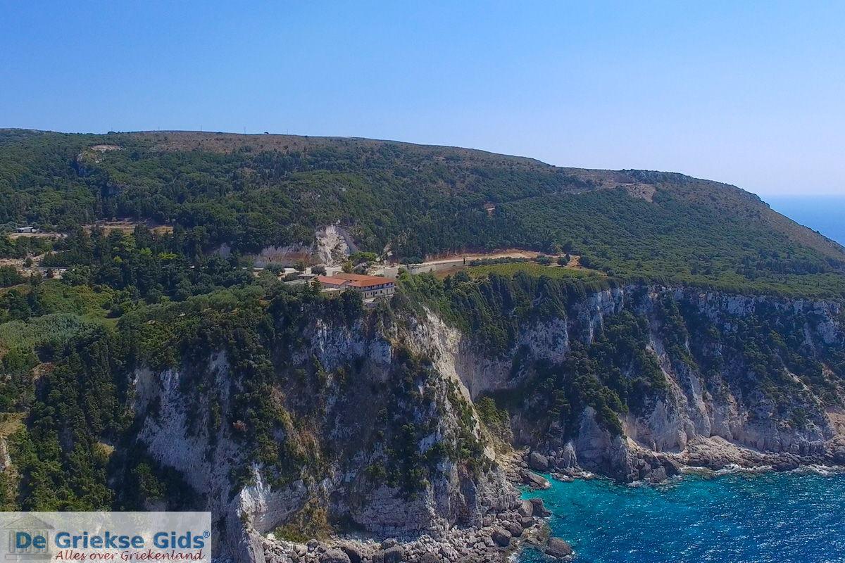 foto Kipoureon Klooster Kefalonia - Ionische eilanden -  Foto 1