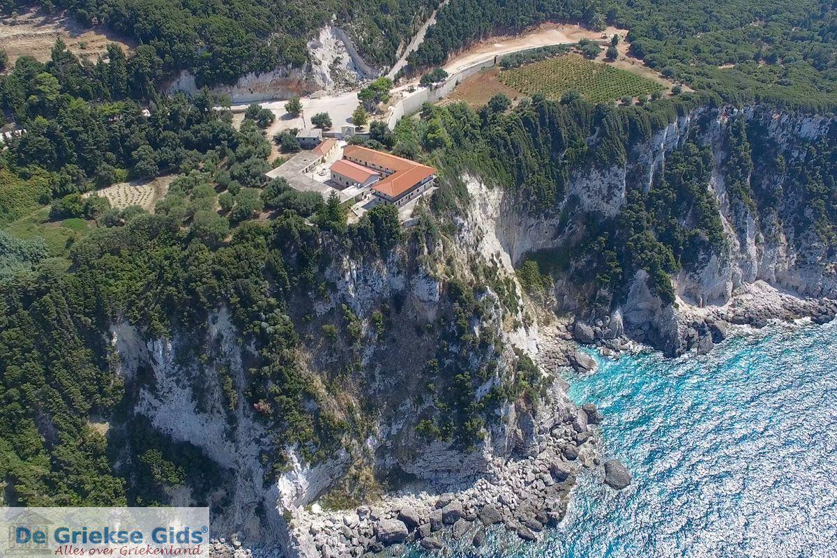 foto Kipoureon Klooster Kefalonia - Ionische eilanden -  Foto 5