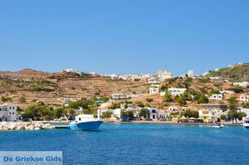 Kimolos dorp und haventje Psathi | Kykladen Griechenland | foto 3 - Foto von GriechenlandWeb.de