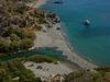 Preveli beach Kreta - Foto van Bennie Bergman