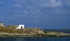 Kerkje op Skyros - Foto van Peter Voerman