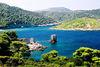 GriechenlandWeb.de Bucht auf Skyros - Foto Peter Voerman