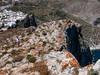 Chora Folegandros - Kastro - Foto van Peter DE RIJCKER