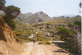 foto wandeling Adia-Piles (Pyles)