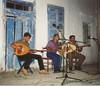 GriechenlandWeb.de Muzikanten in Finiki - Foto Riet de la Mar