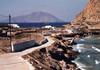 GriechenlandWeb Vanuit Arkassa kijkend naar het eiland Kassos; september 23 - Foto A.Fluitman