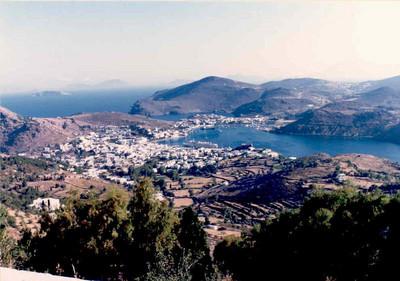 Patmos - Foto van Rob Hakemulder