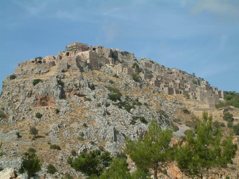 foto Anavatos - Chios Egeische eilanden -