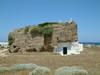 Kapel auf Strandt Molos - Foto Dick & Joke