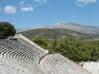 Epidavros - Foto van T Olivier