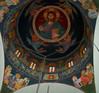 Plavond beschildering in Kerk op Samothraki - Foto van Willem & Mieke