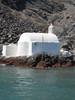 kerkje bij de vulkaan - Foto van Lodewijk Bolt