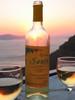 Zonsondergang Fira, Santorini - Foto van Lodewijk Bolt