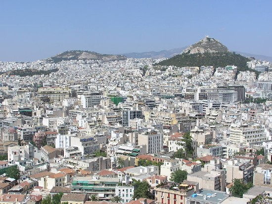 Athene city