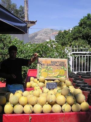Markt Nea Makri - Foto van niet bekend